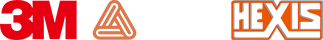 ロゴ_3M・AVERY・HEXIS